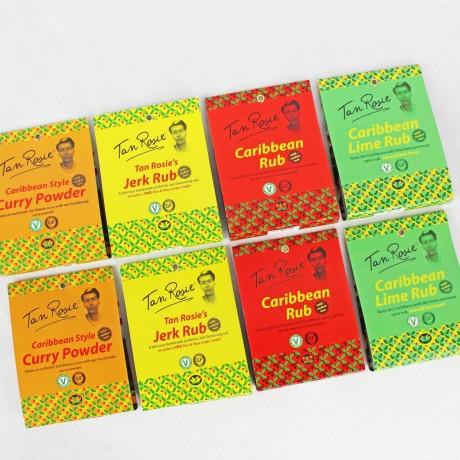 Tan Rosie Caribbean Seasoning Multipack