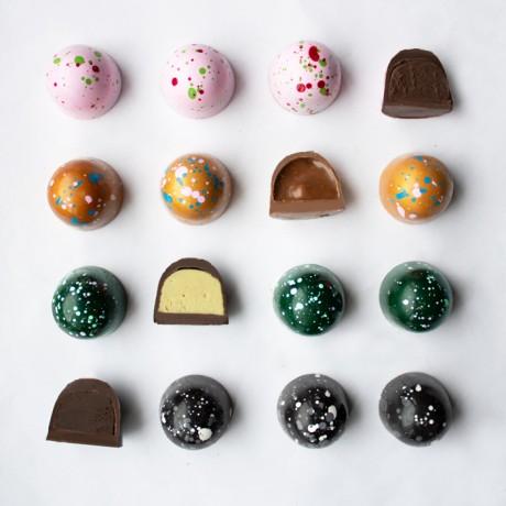 Love Cocoa Chocolate Truffle BonBons 8