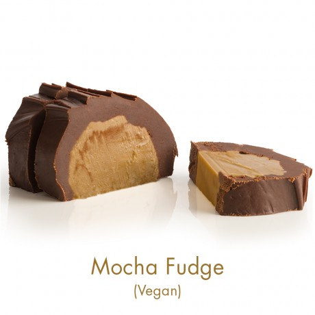 Mocha Fudge (Vegan)