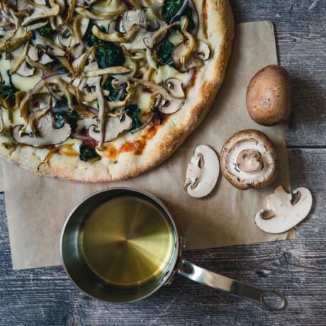 2 Home Baked Artisan Pizzas