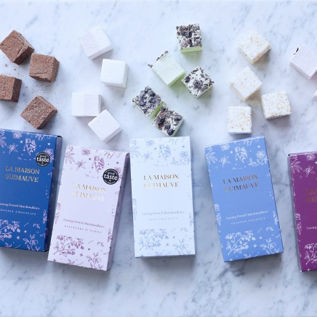 Choose from a range of delicious flavours