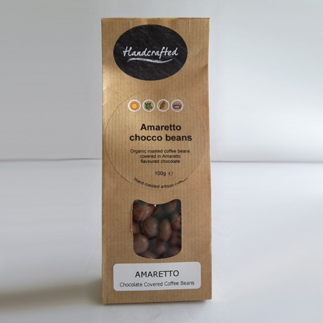 Espresso Amaretto Chocco Beans