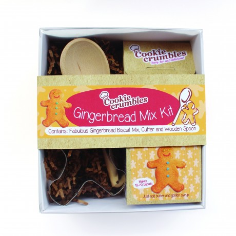 Gingerbread Mix Baking Kit