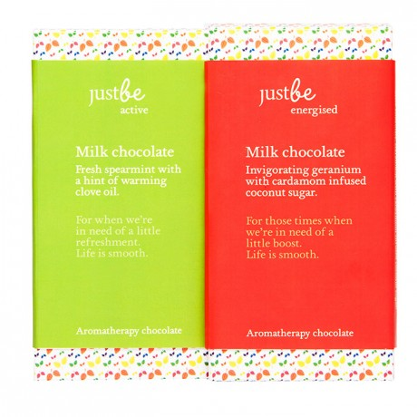 Milk Aromatherapy Chocolate Collection (2 bars)
