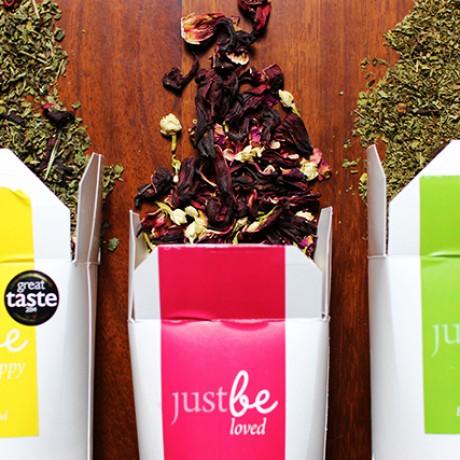 Happy & Active Herbal Tea Hamper