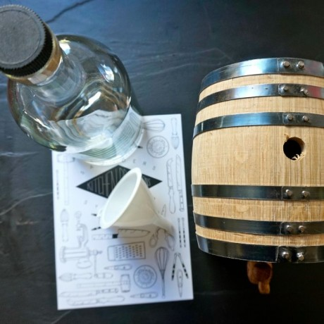 Barrel Ageing Kit for Whisky and Rum