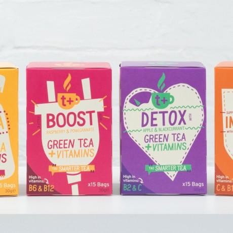 t + Full House Bundle - vitamin super teas