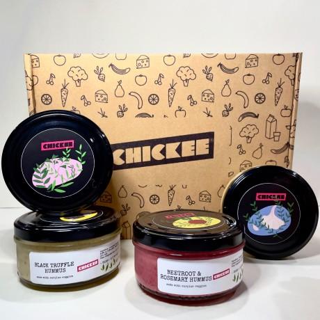 Chickee's selection - Hummus Dip Gift Box