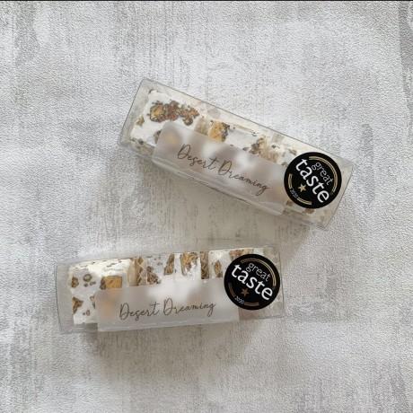 Handmade Nougat Selection box (4 bon bon bars)