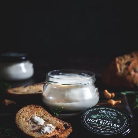 Gourmet Not Butter Rosemary & Sea Salt