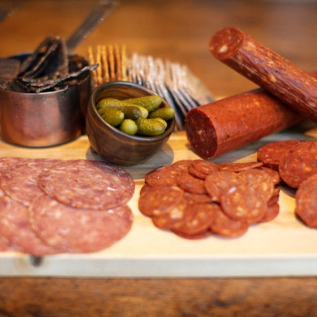 Some Like it Hot British Charcuterie Selection Pack