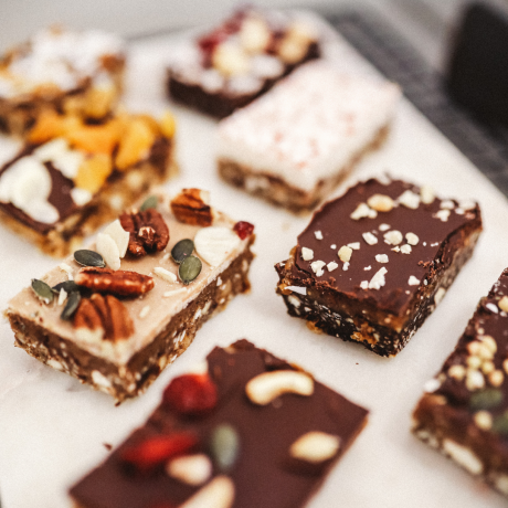 Sweet Selection - Great Taste 2* Winning Raw Cakes