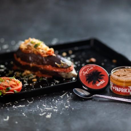 Paprika Spiced Aubergine Parmigiana