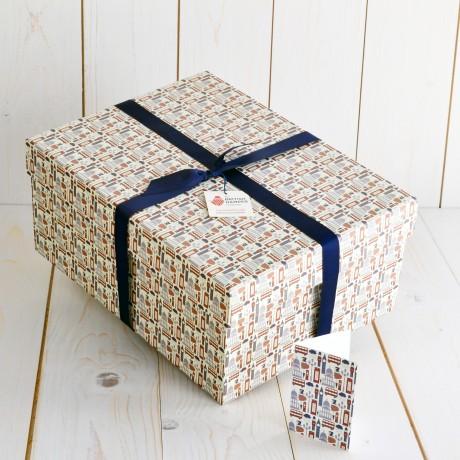 British Hamper Co. - Bespoke gift packaging