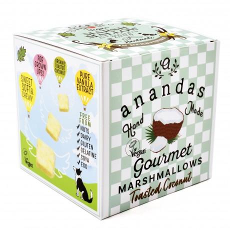 Gourmet Coconut Marshmallows (Vegan)