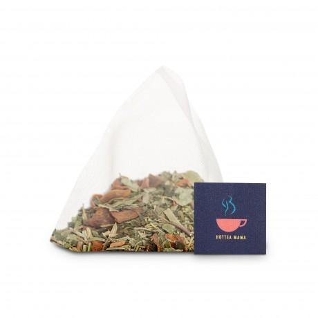 Milk's Up breastfeeding tea in whole leaf tea bag