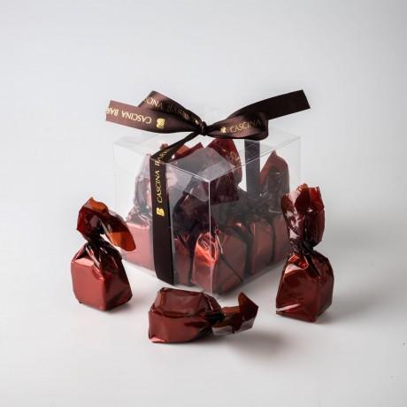 Chocolate and Hazelnut 'baci' chocolates