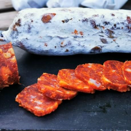 Manx Thermonuclear Spicy Chorizo