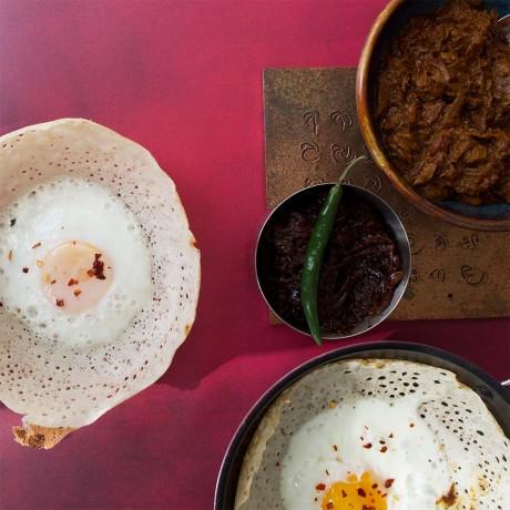 'Make Your Own' Sri Lankan Hoppers - Food Kit