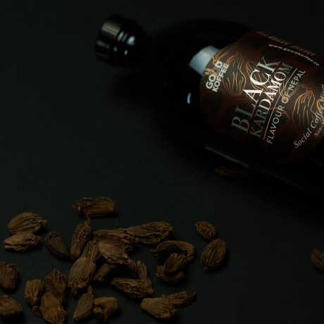 Cardamom Coffee Cocktail Mixer