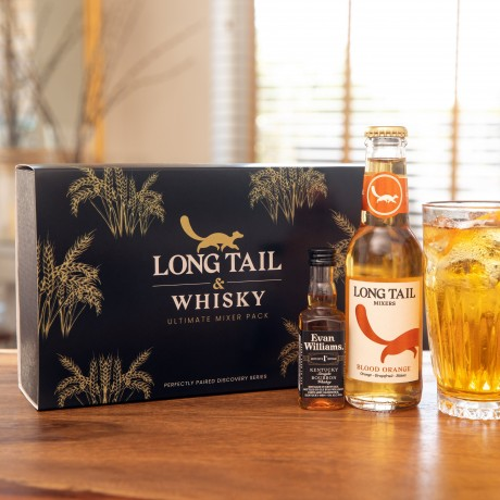 Whisky And Mixer Ultimate Gift Box