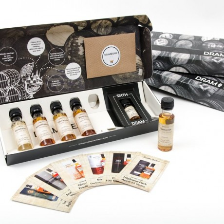 English Malt Whisky Tasting Set