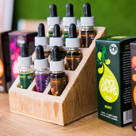 Starter Spice Drops Selection of 6 Flavours