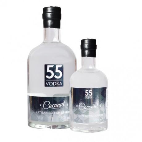 70cl & 20cl Coconut Vodka