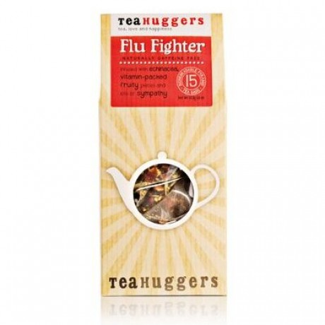 Tea Huggers Flu Fighter