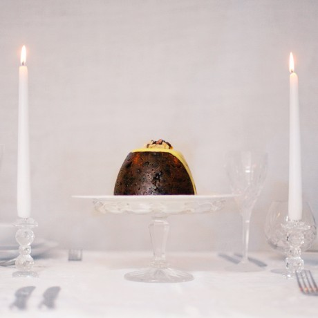 Nanna's Gluten and Dairy Free Christmas Pudding