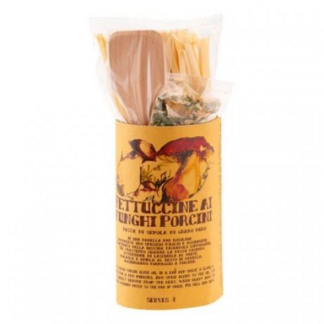 Fettuccine and Porcini Mushroom Pasta Kit