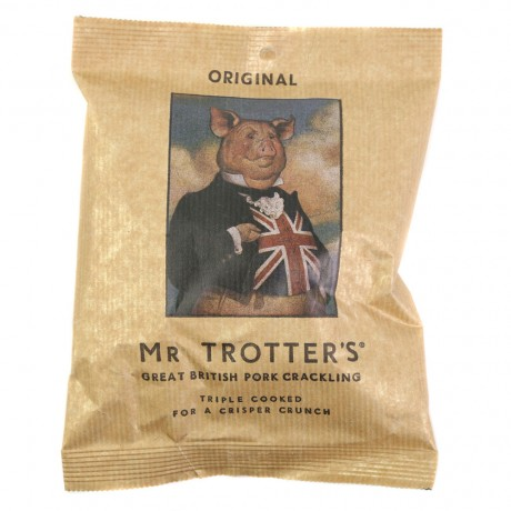 Mr Trotter's Pork Crackling