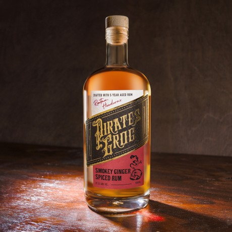 Pirate's Grog Smokey Ginger Spiced Rum