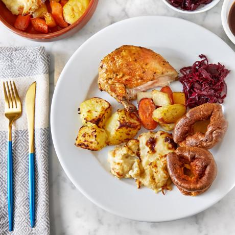 Chicken Sunday Roast Box