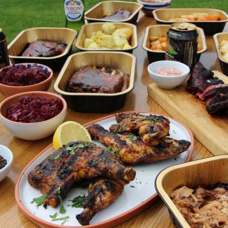 Big BBQ Feast Kit For Six