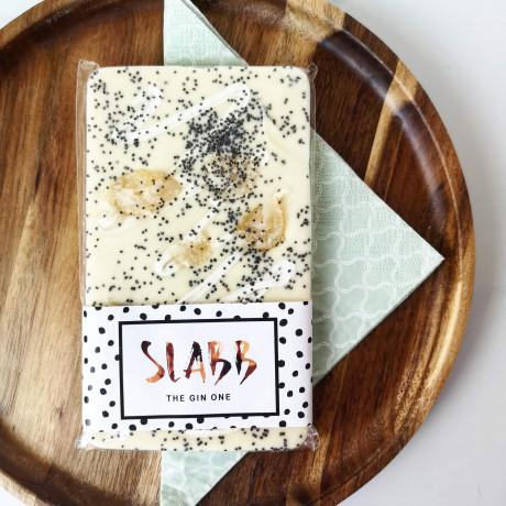 The Boozy White Chocolate Slab Gift Set
