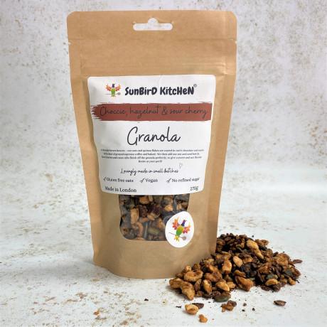 Choccie granola 175