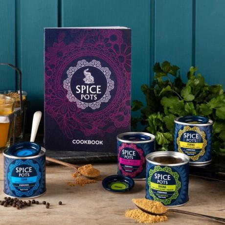 Curry Cookbook Kit