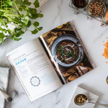 Spice Pots Lentil Daal