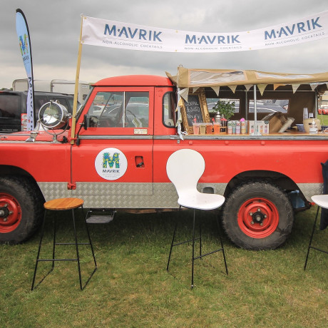 Florence - our 1960's ex RAF Fire engine!