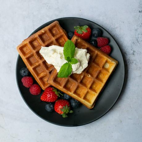Low Carb & Keto Pancake & Waffle Mix