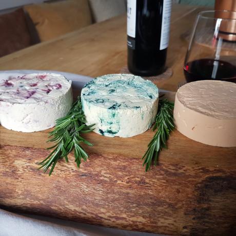 Taster set of 3 Vegan Shropshire Mature