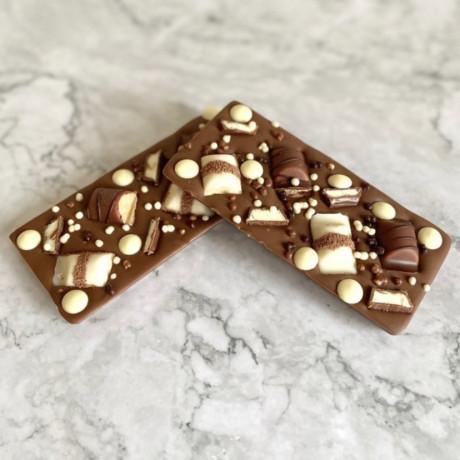 Belgian Chocolate Bar - Kinder