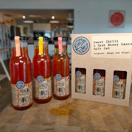 Sweet Chilli Sauce Gift Set
