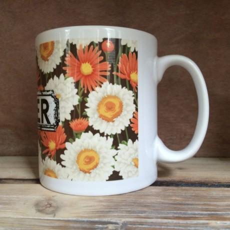 Daisy Personalised Mug