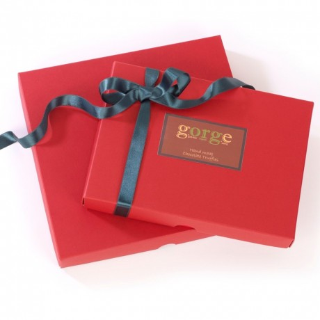 Raw Organic Truffles Christmas Selection Box