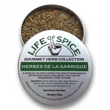 Herbes de la Garrigue