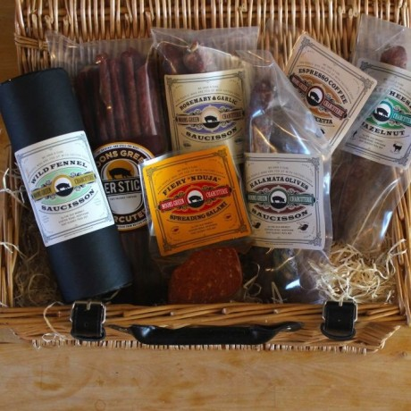 The Moons Green Monster Charcuterie Hamper