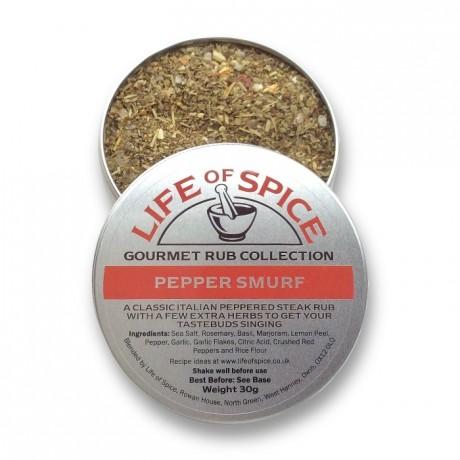 Pepper Smurf