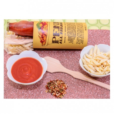 Penne all'Arrabbiata Pasta Kit